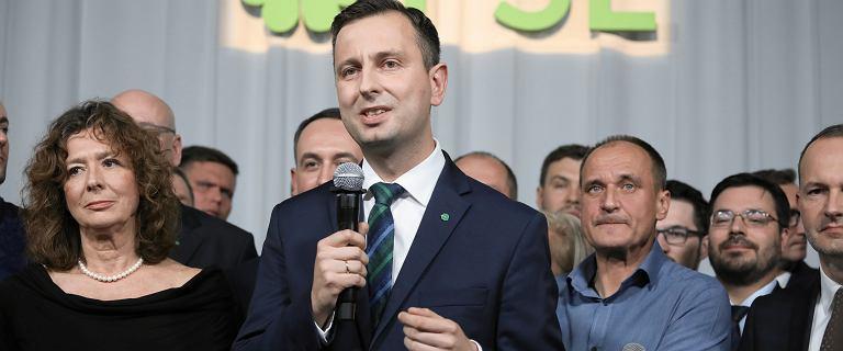 Władysław Kosiniak-Kamysz o sytuacji po wyborach: Nie ma już lidera opozycji