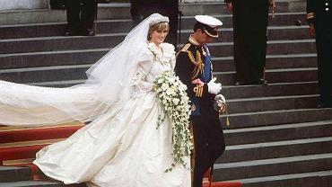 Księżna Diana i książę Karol