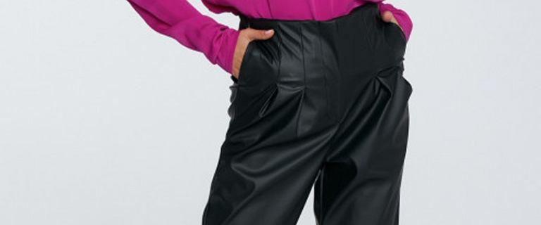 Spodnie skórzane na jesień. Fasony z najmodniejszego materiału w tym sezonie