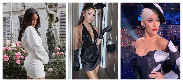 Co łączy Rihannę, Arianę Grande i Katy Perry? Wspólny trener. Specjalista ujawnił szczegóły ich treningu
