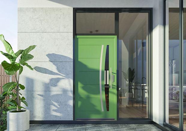 Postaw na design! Nowy trend w kolorystyce okien i drzwi