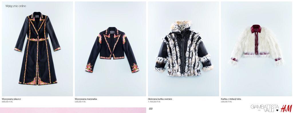 Kolekcja Giambattista Valli dla H&M- modele i ceny