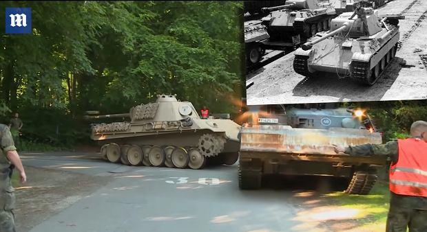 Trzymał w piwnicy 45-tonowy czołg. Zimą używał go do odśnieżania. 84-latek został surowo ukarany