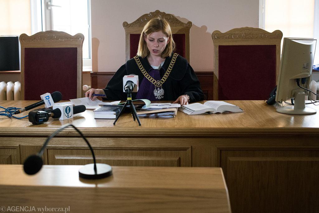 Sędzia Renata Żurowska