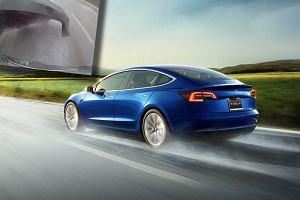 W Teslach Model 3 czasem odpadają zderzaki. Powód jest banalny