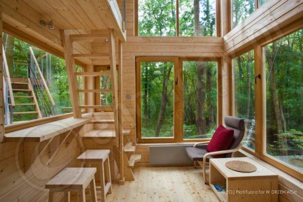 Wnętrze/ Fot. www.eholiday.pl
