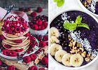 Słodkie śniadania z owocami. Są pyszne, sycące i zdrowe. Wypróbuj naszych 5 przepisów.