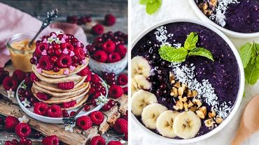 Owocowe śniadania na słodko są proste w przygotowaniu, lekkie i pyszne.