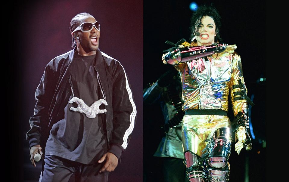 R.Kelly i Michael Jackson