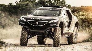 Wideo | Peugeot 2008 DKR
