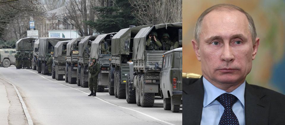Jest zgoda na rosyjską interwencję wojskową na Ukrainie. Rada Federacji poparła wniosek Putina