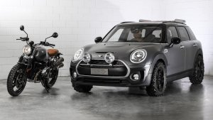 Mini All4 Scrambler | Mini do zadań specjalnych
