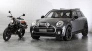 Mini All4 Scrambler Concept