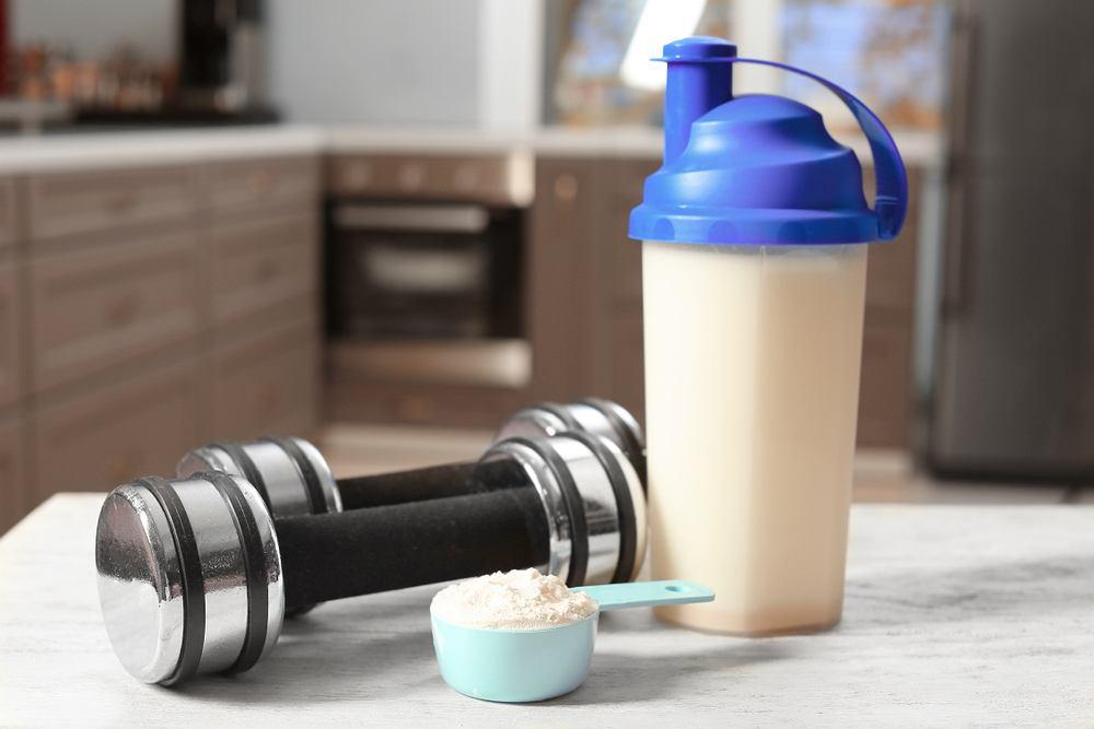 Gainery są to preparaty zawierające duże ilości węglowodanów oraz białka