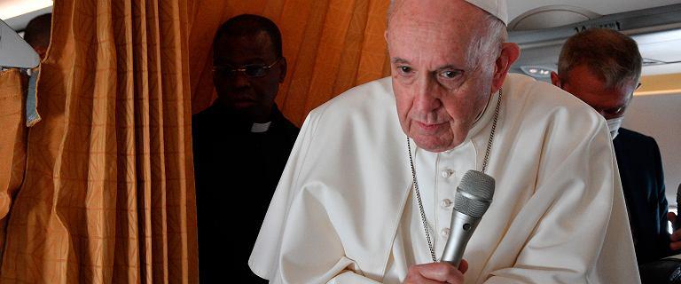 Franciszek: Niektórzy chcieli, żebym umarł. Przygotowywano się do konklawe