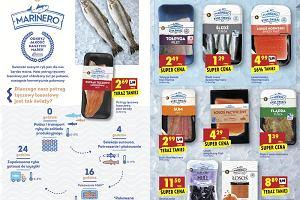 W 24 godziny od połowu do gotowej wysyłki - specjalna oferta świeżego pstrąga tęczowego łososiowego w Biedronce