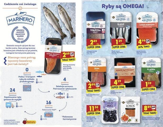 Ryby Biedronka Wszystko O Gotowaniu W Kuchni Ugotujto