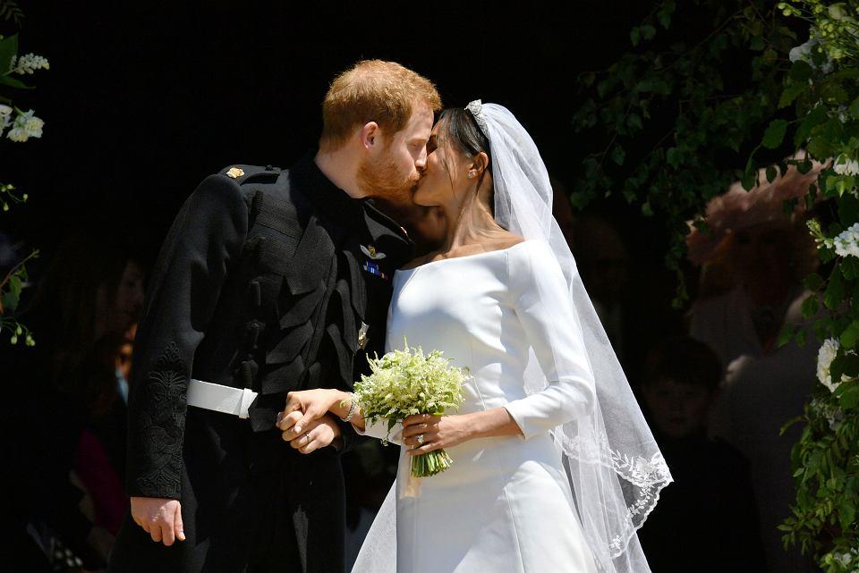 Książęcy ślub Harry'ego i Meghan