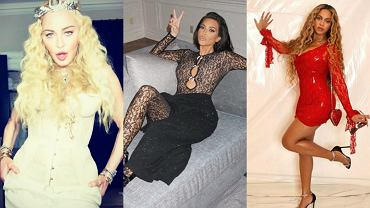 Oto najgorsze diety 2019 roku. Stosują je Kim Kardashian, Beyonce i Madonna