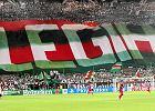 Za co UEFA ukarała Legię?