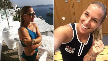Dominika Cibulkova zaszczepiła się poza kolejnością i wywołała skandal