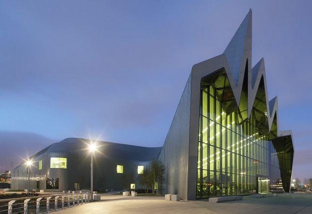 Muzeum Transportu i Komunikacji w Glasgow (Szkocja, 2011)