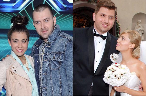 Maja Hyży, Grzegorz Hyży, Agnieszka Hyży z eksmężem