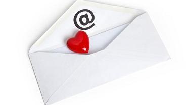 miłosne emaile
