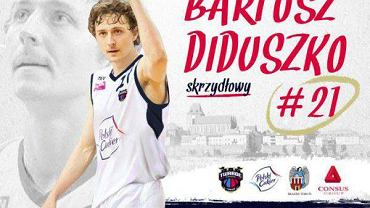 Bartosz Diduszko na grafice klubowej