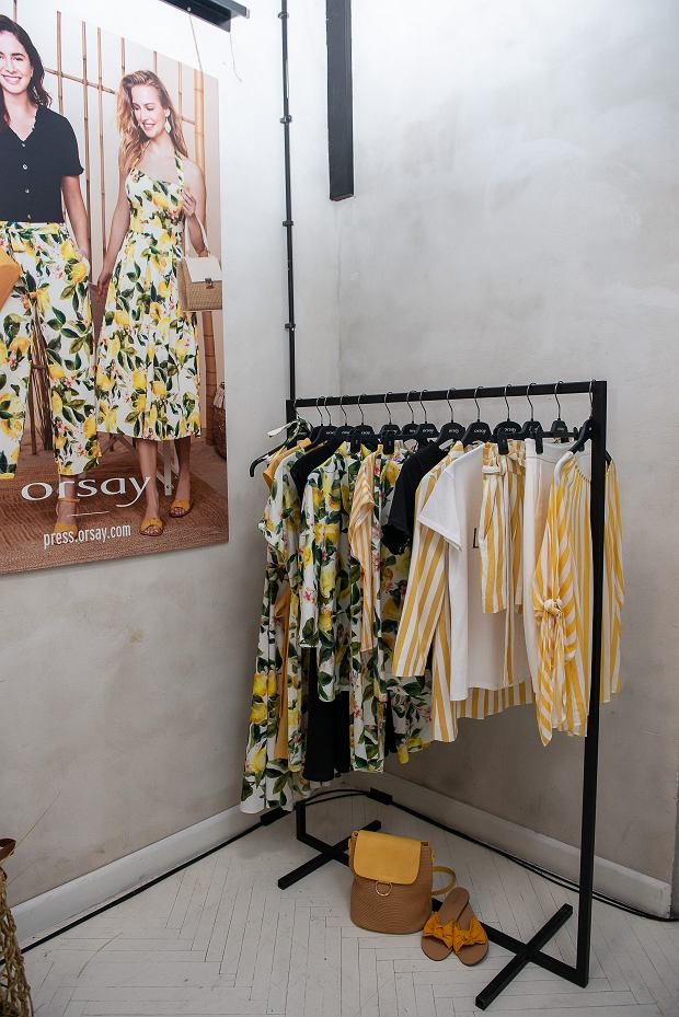 Prezentacja letniej kolekcji Orsay