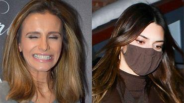 Kendall Jenner w płaszczu Sary Boruc - 'The Mannei'