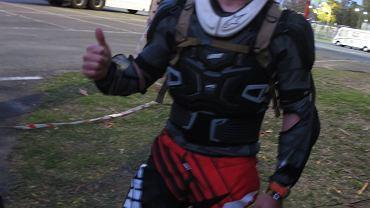 Olsztynianin Maciej Berdysz podczas Rajdu Dakar 2015