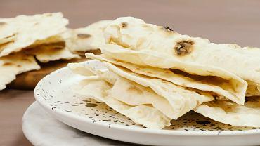 Podpłomyki - idealna przekąska i dodatek do obiadu