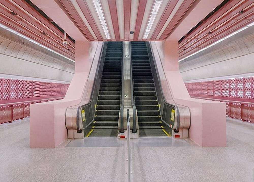 Stacja Redhill w Singapurze / Reddit/Hanna1919