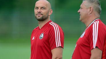 Marek Gołębiewski trenerem Legii