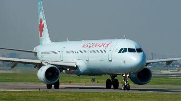 Airbus linii Air Canada