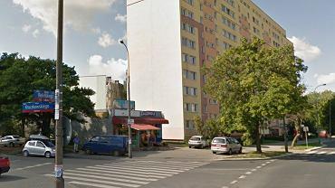 Ulica Felińskiego w Łodzi