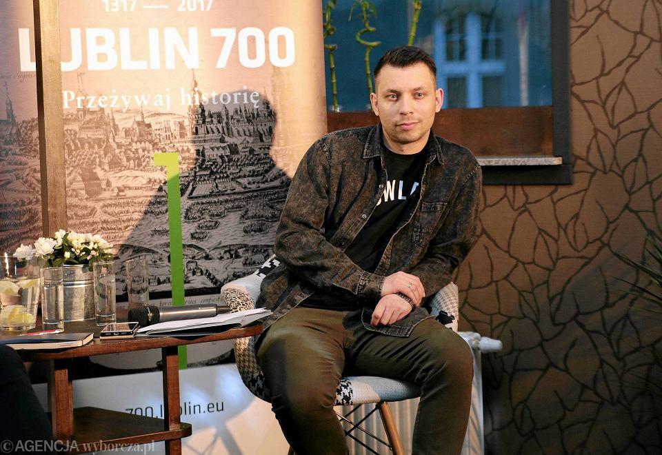 Spotkanie z Biszem i Włodzimierzem Nowakiem w Miejskim Centrum Kultury w Bydgoszczy