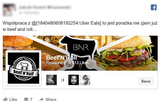 Taksówkarze szkalują restauracje?
