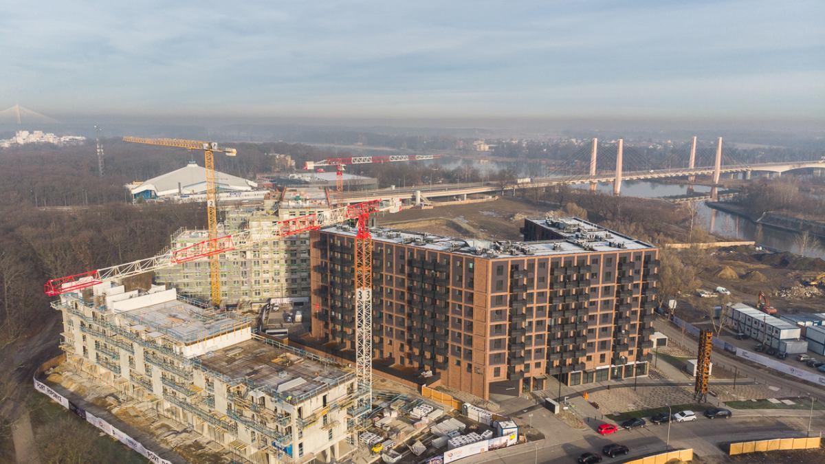 Niemiecka Firma Kupila Vantage Development Co Dalej Z Wroclawskim Deweloperem