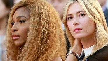 Serena Williams i Maria Sharapova