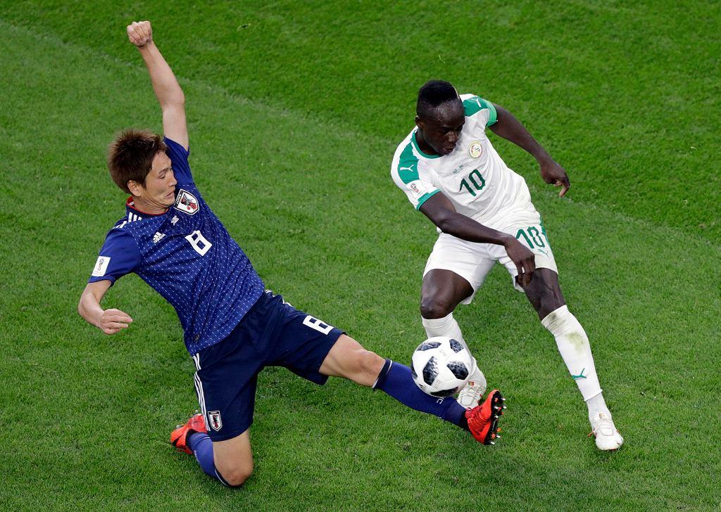 Japonia - Senegal