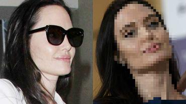 Angelina Jolie w środę pojawiła się w siedzibie ONZ, gdzie wygłosiła poruszającą przemowę na temat uchodźców i ich sytuacji na świecie. Uwagę mediów znacznie jednak bardziej zwrócił jej wygląd. Ostatnio zastanawialiśmy się nad zmianami w jej twarzy. Zobaczcie, jak teraz wyglądała.