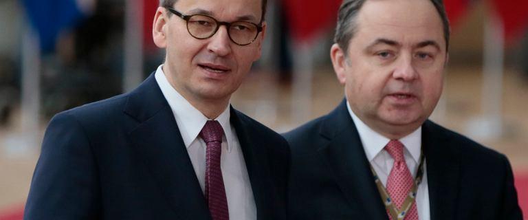 Premier Morawiecki utknie w Brukseli? Wznowienie szczytu  przesunięte