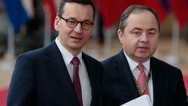Premier Mateusz Morawiecki na szczycie UE poświęconemu budżetowi na lata 2021-2027