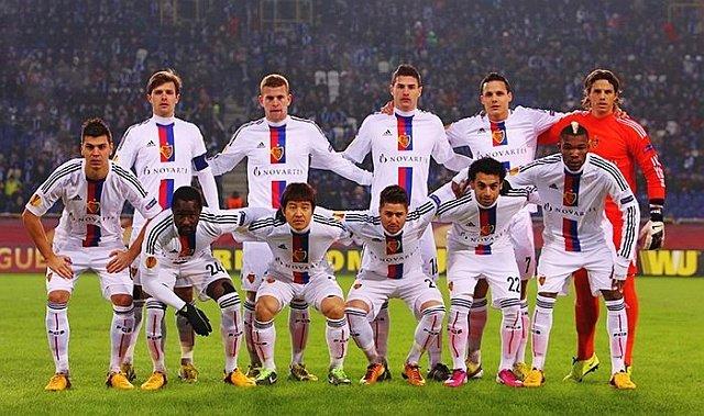 Zespół FC Basel