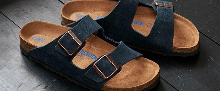Męskie sandały i klapki Birkenstock - teraz kupisz je w okazyjnych cenach!