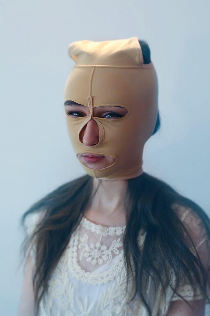 Maska przeciwzmarszczkowa