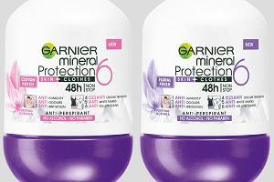 Garnier Mineral Protection 6 - kompleksowa ochrona dla pewnych dziewczyn