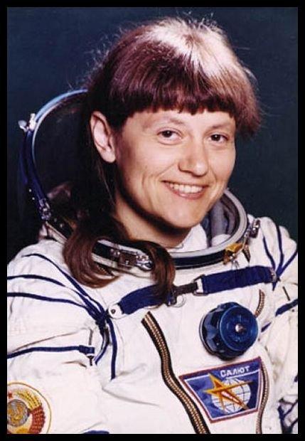 Swietłana Sawicka, pierwsza kosmiczna spacerowiczka